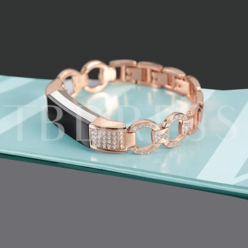 Bling Fitbit Alta/Fitbit Alta HR Smart Watch Band Strap for Women/Lady