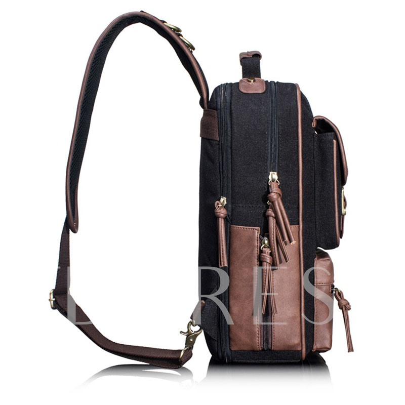 Dual-use Cotton Men's Bag