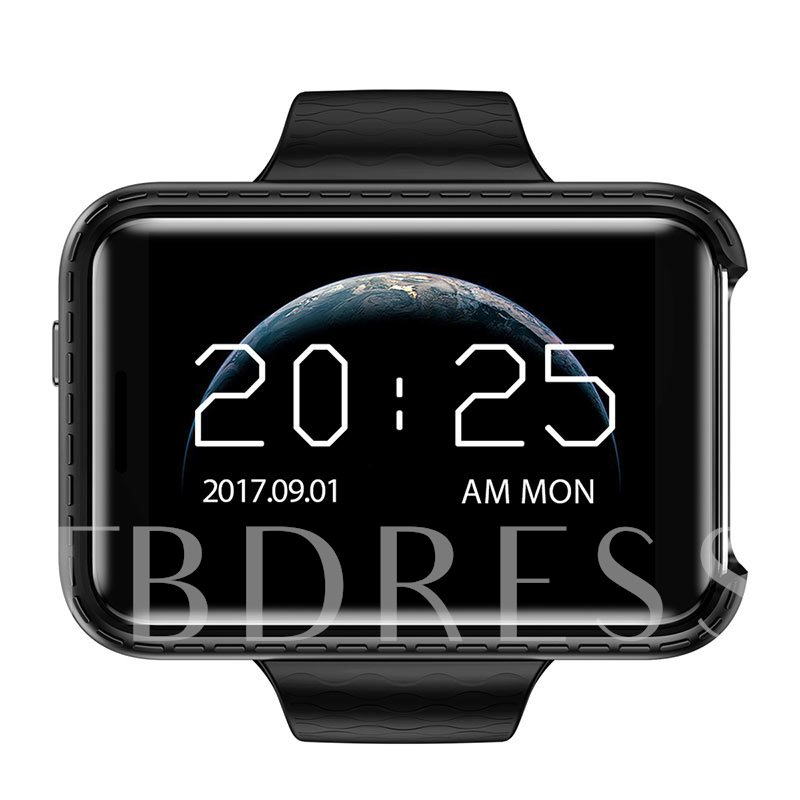 Big Screen Smart Watch Phone with Camera Support Twitter/Facebook/TF Card