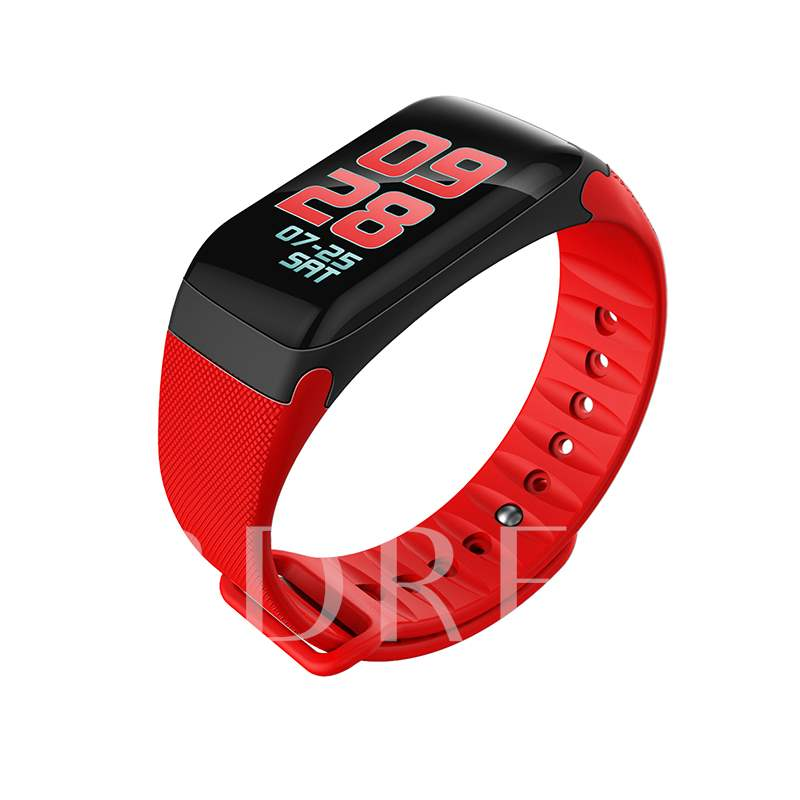 F601 Fitness Tracker with Blood Pressure Heart Rate Monitor IP67 Waterproof