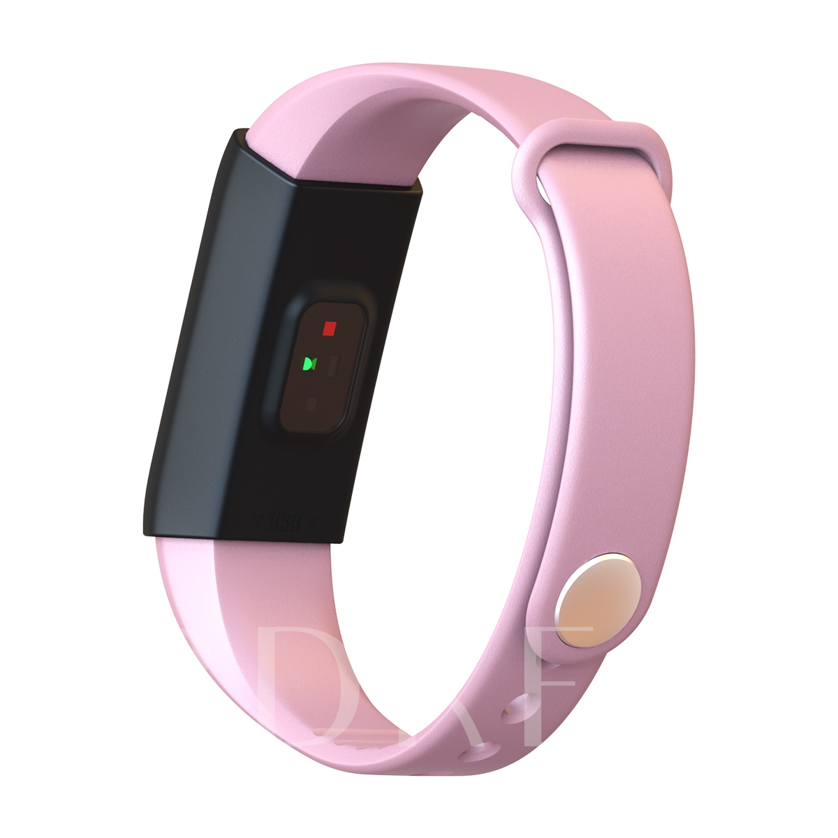F600 Fitness Tracker with Big Screen Waterproof for iPhone Android Phones