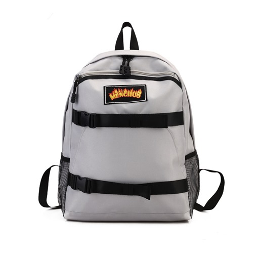 Casual Patchwork Oxford Women Backpack