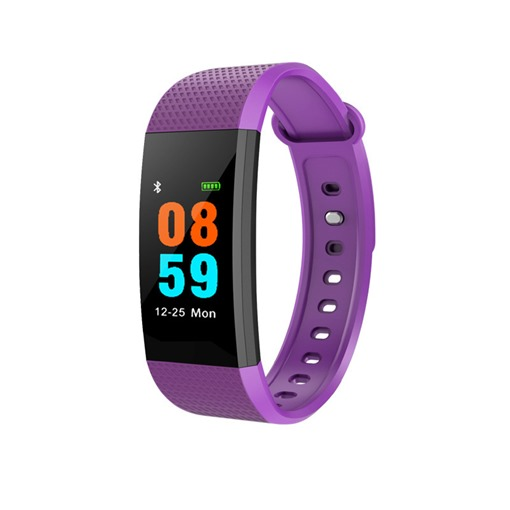I9 Fitness Tracker with Blood Pressure Heart Rate Monitor Waterproof Color Screen