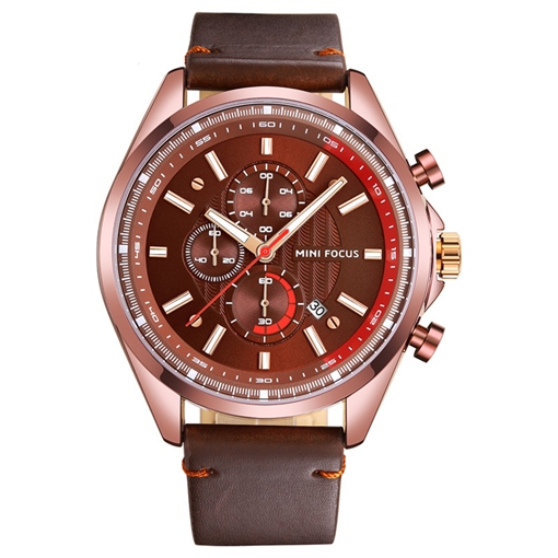Alloy Artificial Leather Strap Men's Watches