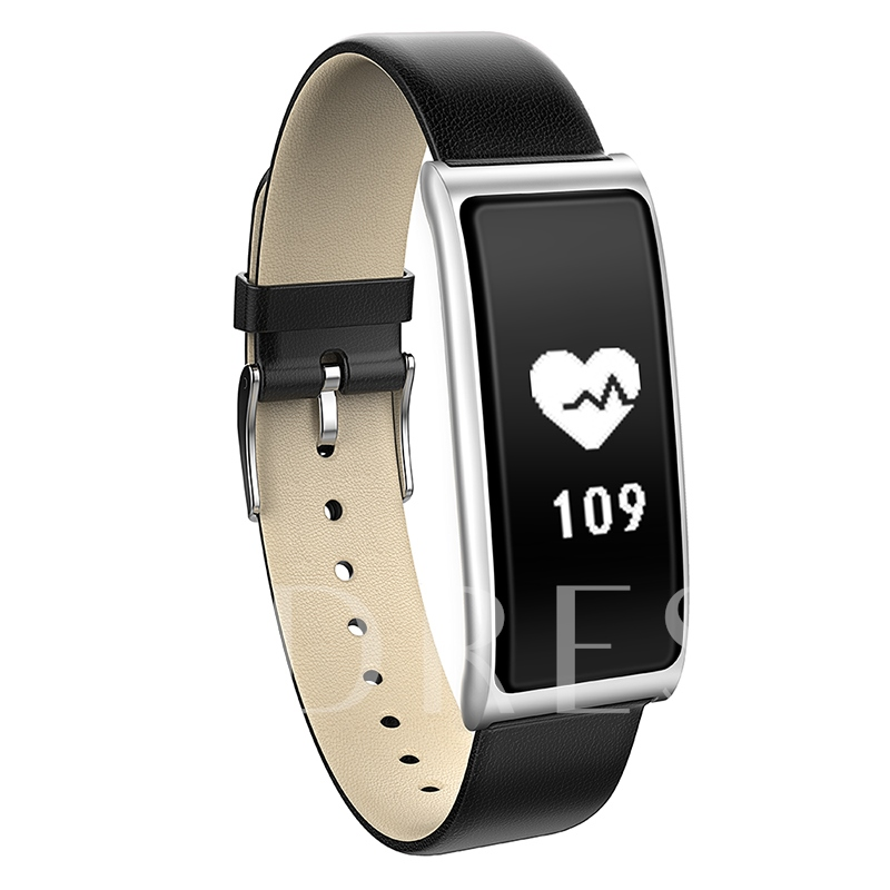 Fitness Tracker with Blood Pressure Heart Rate Monitor Life Waterproof