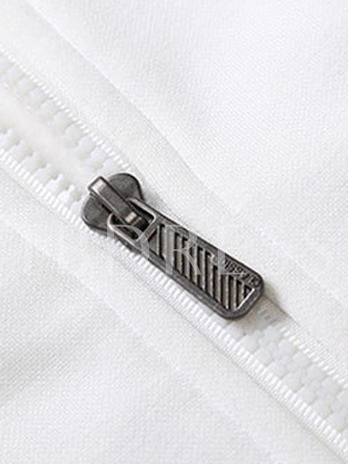Stand Collar Badge Slim Men's Leisure Suits
