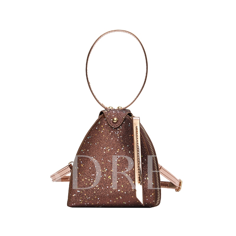 Trendy Sequins Mini Women Cross Body Bag