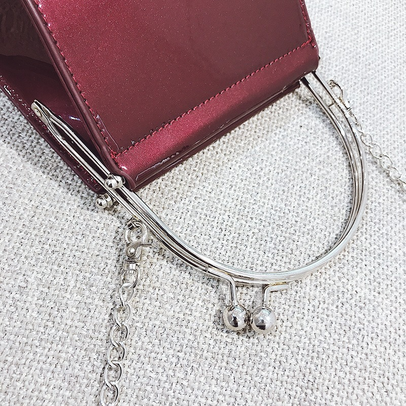 Casual Plain Mini Crossbody Bag