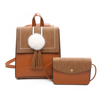 Casual TasselThread Women Satchel
