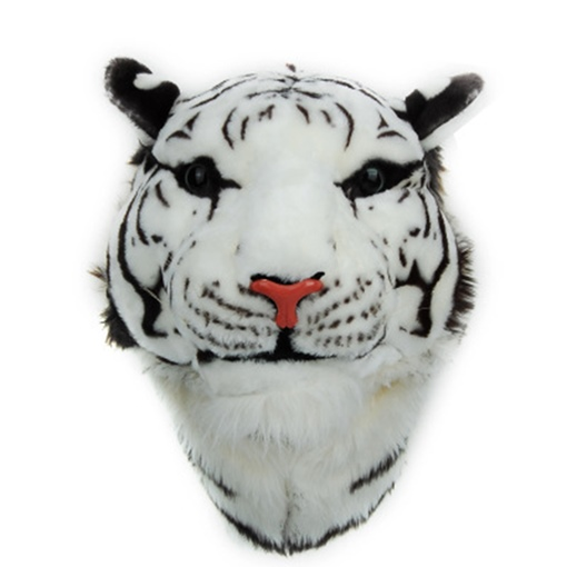 3D Tiger Head Design Women Backpack