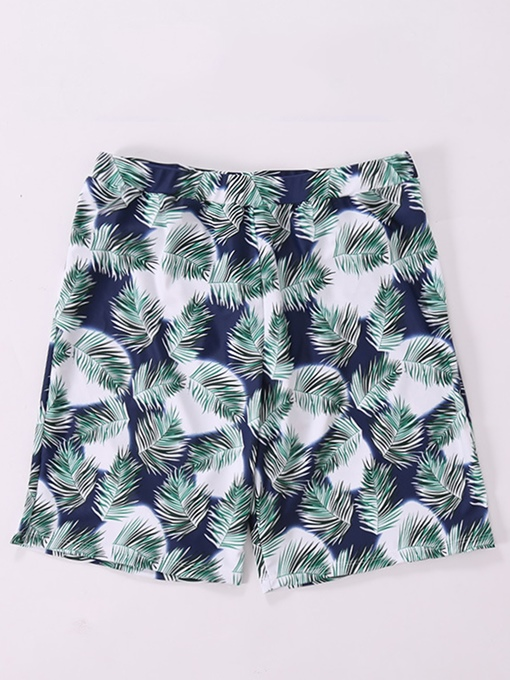 Quick Dry Thin Slim Men's Beach Shorts