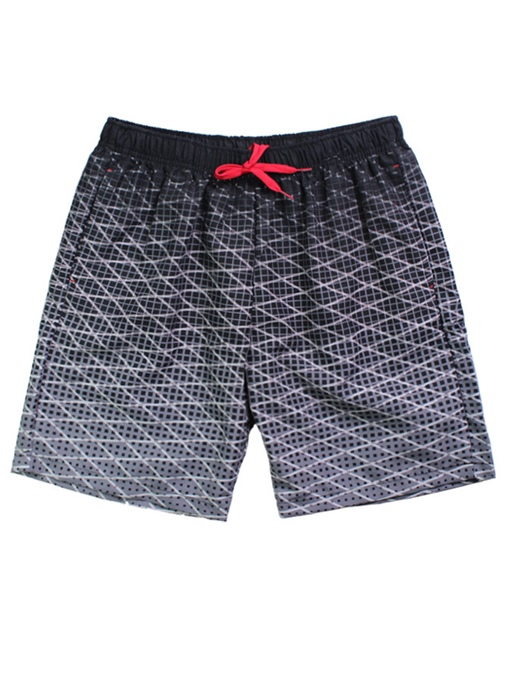 Quick Dry Loose Men's Swim Shorts