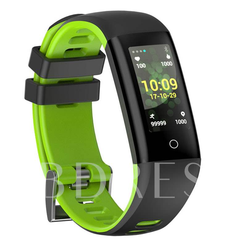 Fashion Fitness Tracker Colorful Touch Screen for iPhone Android Phones
