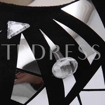 Platform Ultra High With Heel Fancy Prom Shoes