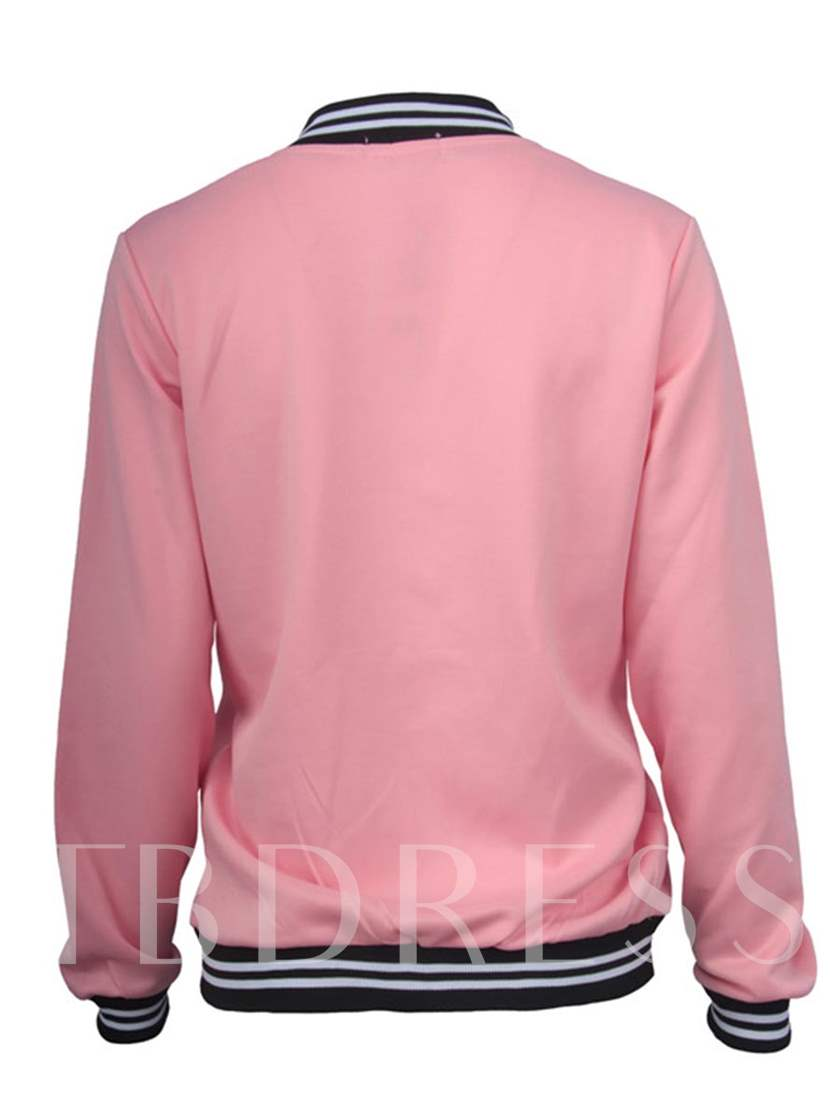 Long Sleeve With Pocket Women's Versatile Jacket