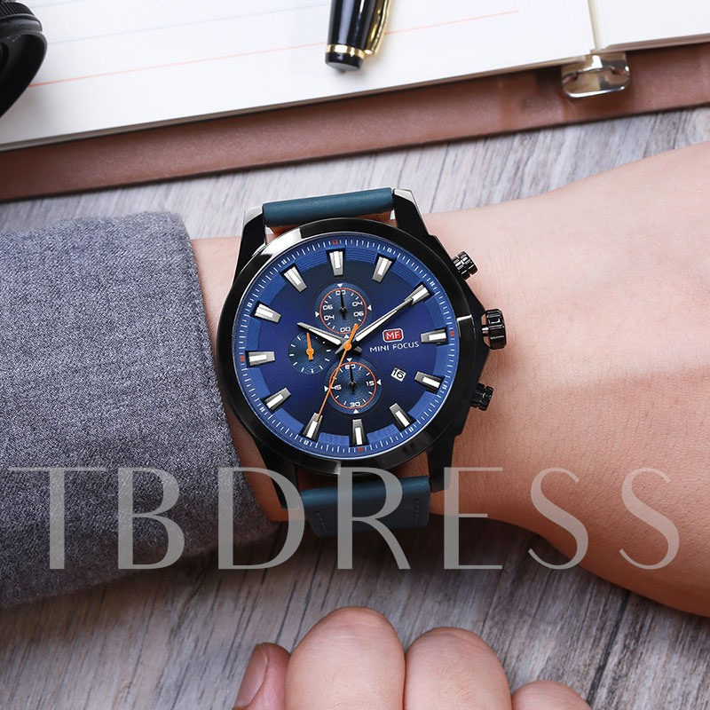 Alloy 3ATM Waterproof Men's Watches