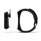 Cheap Fitness Tracker & Bluetooth Headphone Water Resistant for iPhone Android