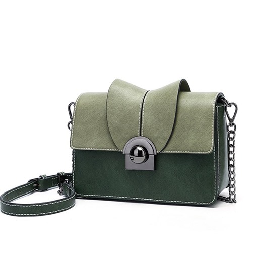 Korean Style Plain Women Cross Body Bag