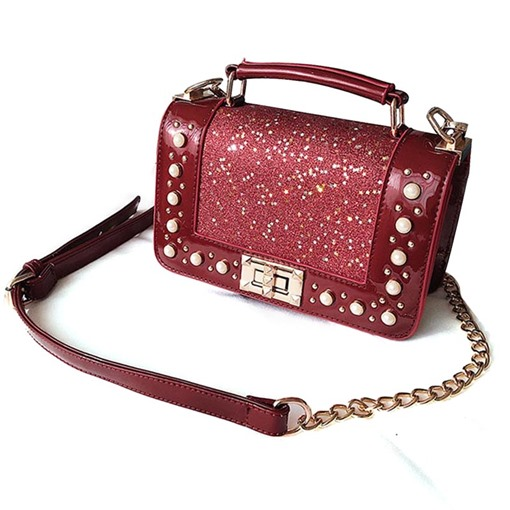 Fashion Sequins Cross Body Bag