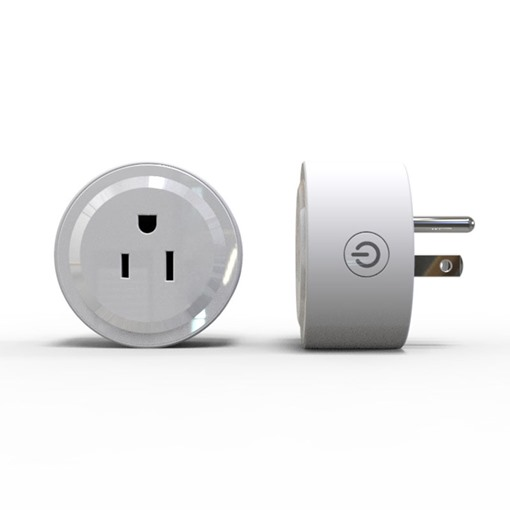 Mini Wifi Smart Plug Socket Compatible Amazon Alexa and Google Home