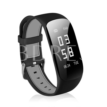 Z17 Big Screen Fitness Tracker Waterproof for iPhone Android Phones