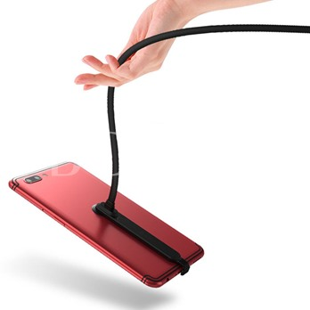 Mobile Game Charging Cable with Type C/Lightning/Micro USB for iPhone Samsung