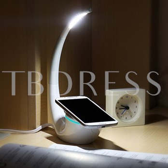 Wireless Charger with LED Lamp for iPhone X Qi Standard