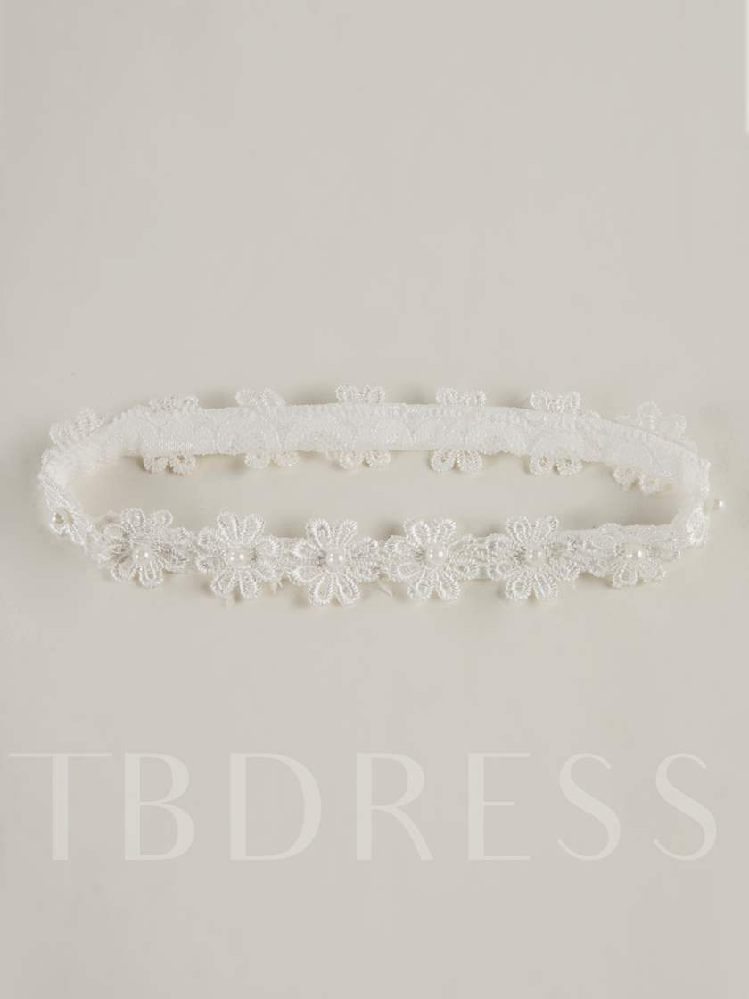 Hald Sleeve Embroidery Lace Baby's Christening Baptism Dress