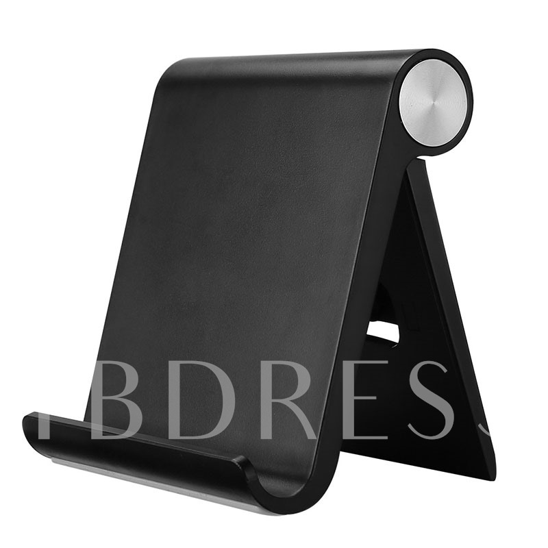 Cheap Phone Tablet Holder Stand Foldable for iPhone Samsung OnePlus Sony
