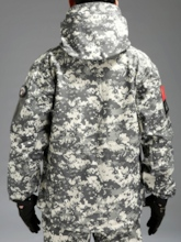 Waterproof Skiing Male Camouflage Single Tops