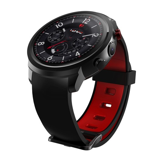 LEMFO LEF2 Smart Watch Support Wifi/3G Network/GPS/Camera for Apple Android