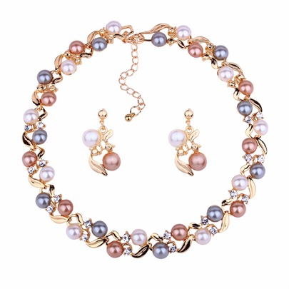 Cheap Jewelry Sets Pearl Bridal Jewelry Sets Online Tbdresscom