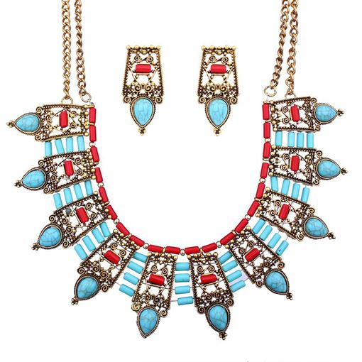 Reshin Hollow Out Bohemian Jewelry Sets