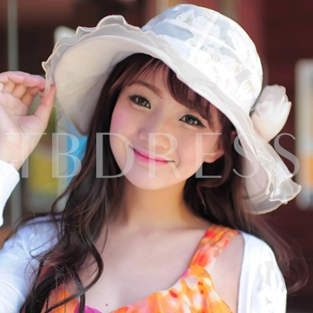 Breathability Flower Ultraviolet-Proof Hats