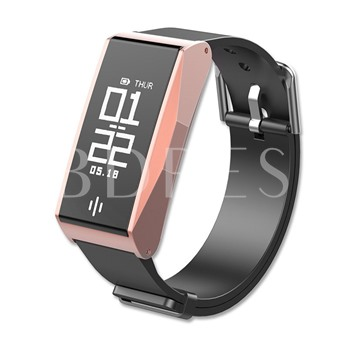 BL86 Fitness Tracker Waterproof with Blood Pressure Heart Rate Monitor