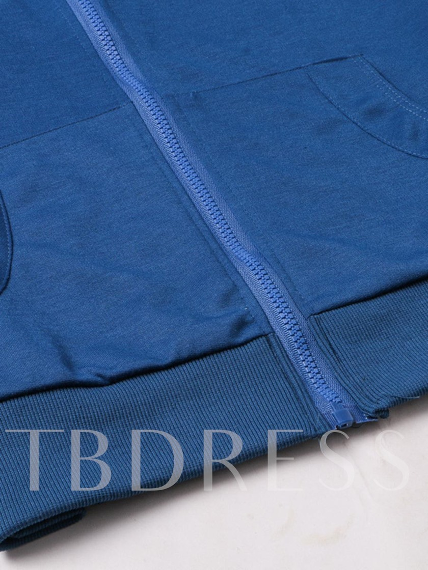Front Zip Hoodie For Women With Pocket