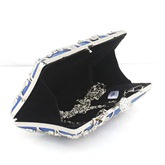 Banquet Floral Pattern Women Clutch
