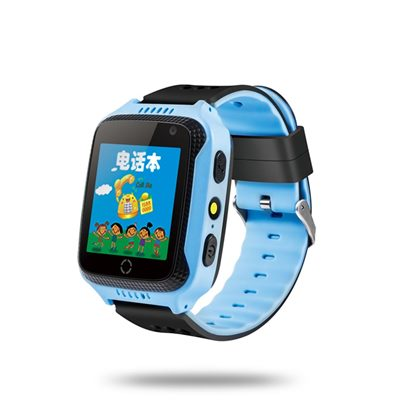Kids Smart Watch Waterproof with Camera/LED Light Support SOS/SIM Card