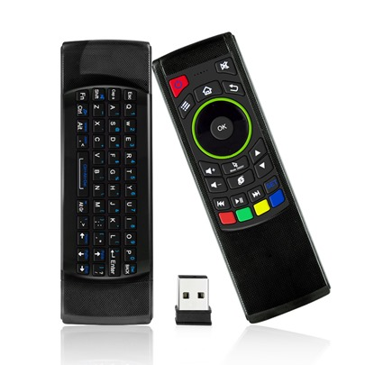 Cheap Mini Keyboard & Air Mouse Remote Control for Mac/Android/Windows OS