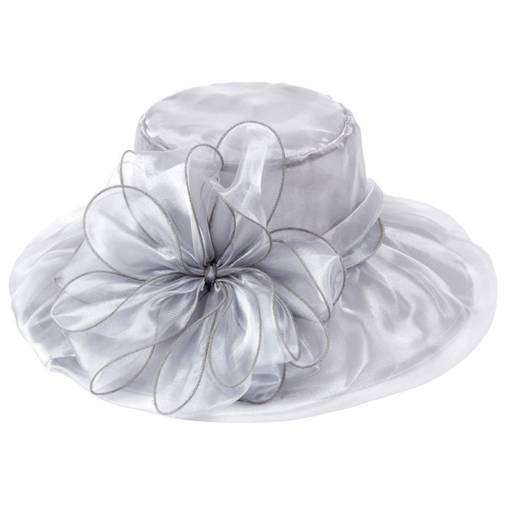 Flower Organza Ultraviolet-Proof Hats
