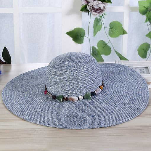 Colorful Stone Outdoor Sunshade Hats