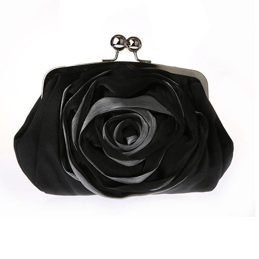 Rose Shape Design Women Clutch