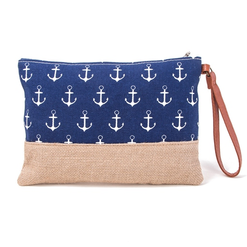 Simple Prints Women Clutch