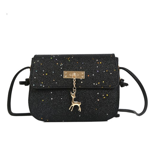 Stylish Sequins Mini Cross Body Bag