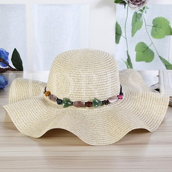 Handmade Wave Sunscreen Hats