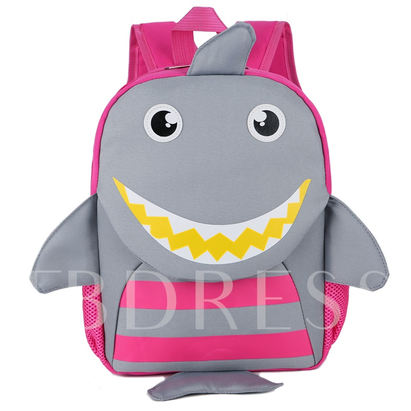 Adorable Cartoon Shape Children Backpack