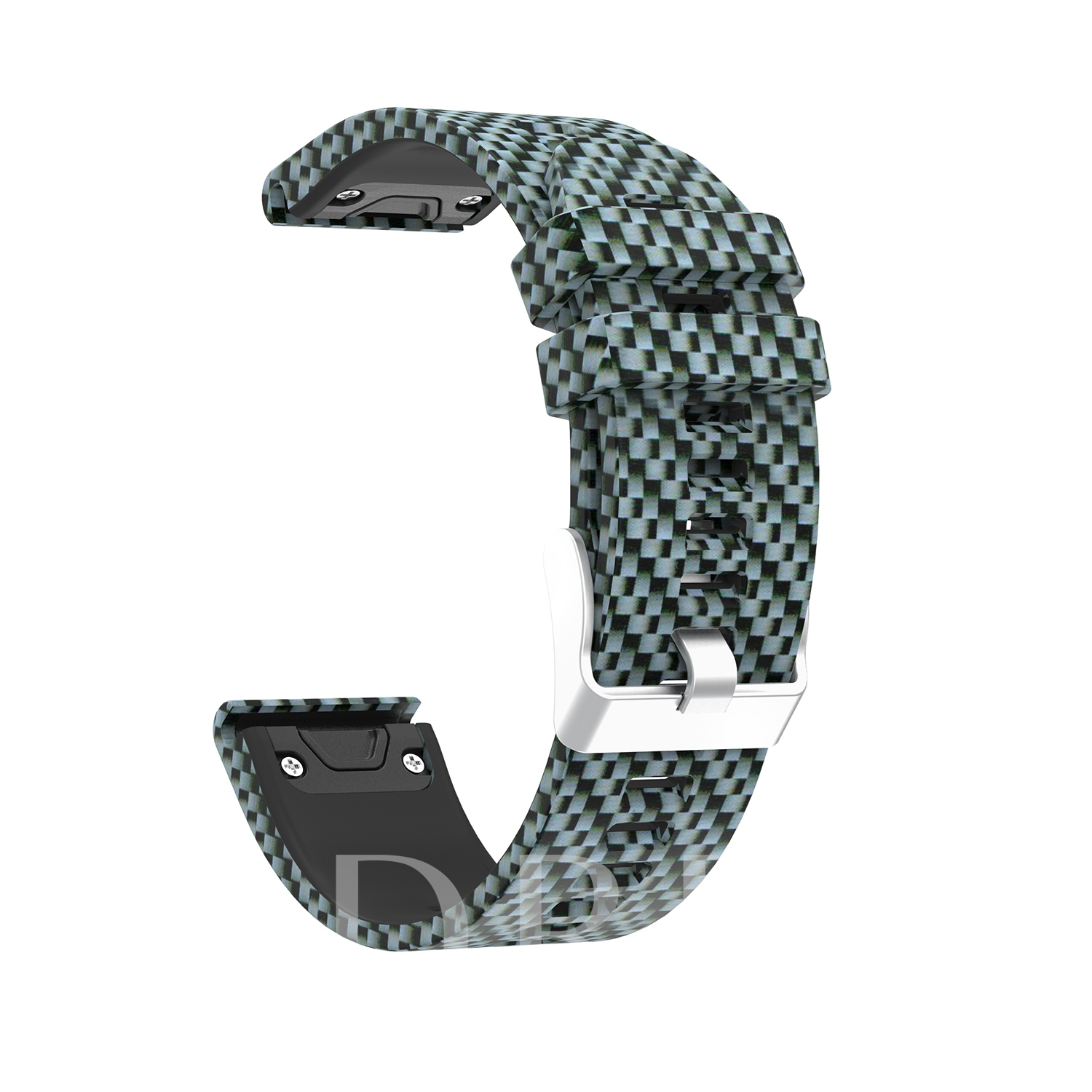 Fashion Leopard Smart Watch Replacement for Garmin forerunner 935