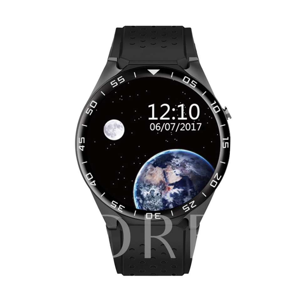 Big Screen Smart Watch Phone with Camera Support GPS/3G Network/Wifi