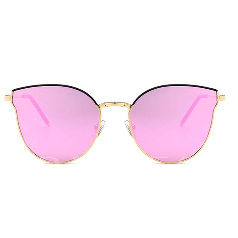 Colorful Film Cat's Eye Sunglasses