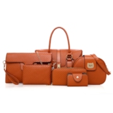 Vogue Quilted Lining Women Bag Set